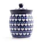 Lager Töpfe Blue Valentine